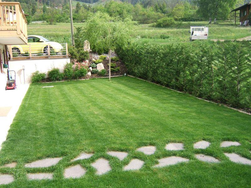 Sistemazione giardini privati for Progettare giardini online