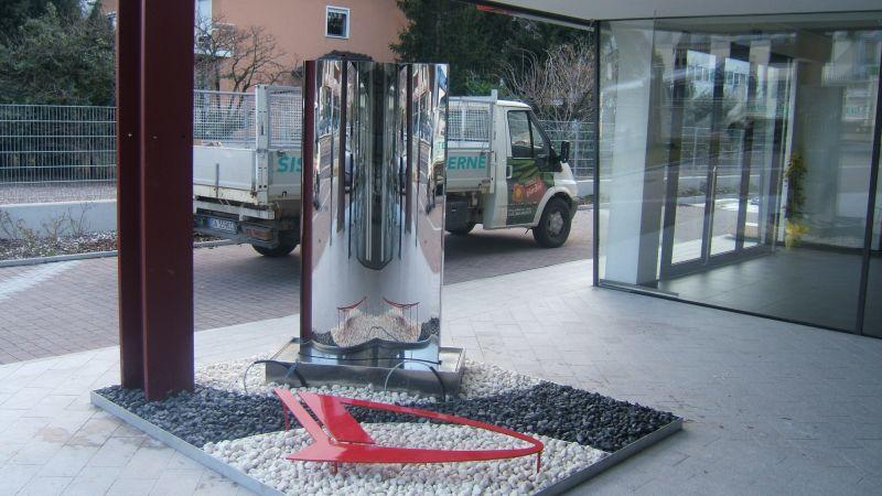 Giochi d acqua giardino for Laghetto resina